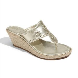 Jack Rogers Women's Marbella Sandal size 6